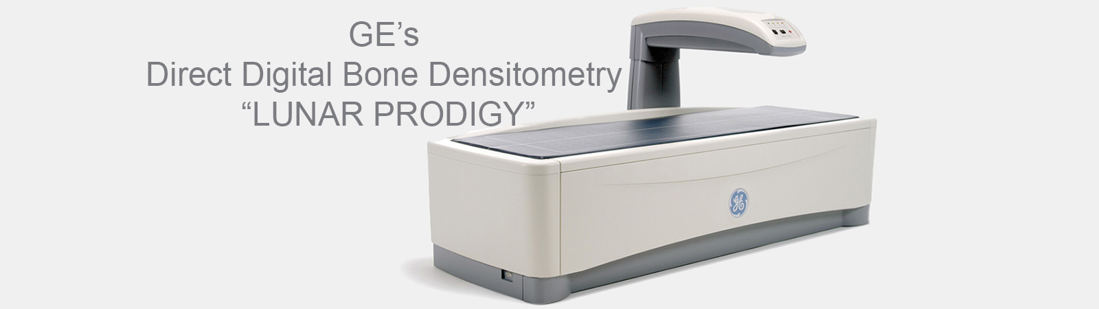 "Refurbished GE's Diret Digital Bone Densitometry ""LUNAR PRODIGY"""